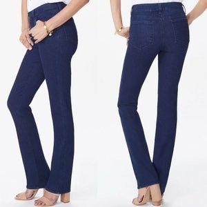 NYDJ Marilyn Straight Jeans HW5914
